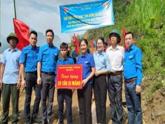 Tỉnh đoàn Yên Bái tổ chức Khởi động Chiến dịch thanh niên tình nguyện hè năm 2020