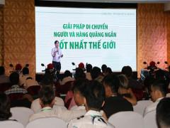 Ra mắt sản phẩm xe máy điện Việt Nam thân thiện với môi trường