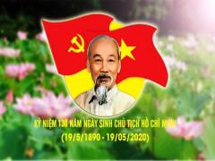 9.00' TRỰC TIẾP: Lễ Kỷ niệm 130 năm Ngày sinh Chủ tịch Hồ Chí Minh