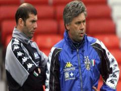 Ancelotti: 'Zidane làm tôi thay đổi tư duy'