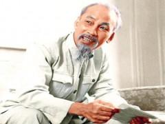 Hồ Chí Minh - Nguồn cảm hứng bất tận