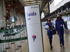 Mỹ chính thức áp đặt hạn chế đi lại với Brazil