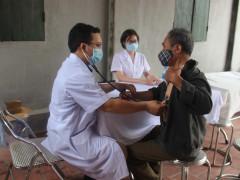 """Sôi nổi Ngày hội """"Thầy thuốc trẻ làm theo lời Bác, tình nguyện vì sức khỏe cộng đồng"""""""