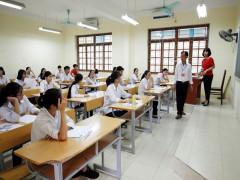 Hà Nội: Sẽ khảo sát chất lượng học sinh lớp 12 làm 3 lần