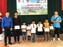 Đoàn cơ quan Trung ương Đoàn triển khai chương trình tình nguyện San sẻ yêu thương