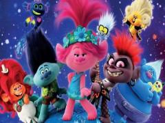 'Trolls World Tour': Thế giới âm nhạc của quỷ lùn
