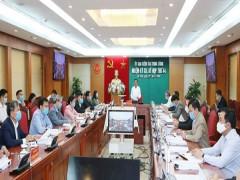 Ủy ban Kiểm tra Trung ương xem xét, thi hành kỷ luật cán bộ