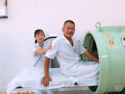 OXY cao áp phương pháp điều trị, điều dưỡng bệnh có nhiều ưu việt