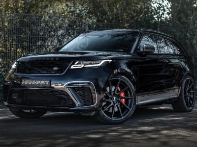 Range Rover Velar SV600 - Chiếc SUV độ vừa hầm hố vừa mạnh 600 mã lực cho các đại gia