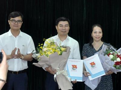 Bổ nhiệm lại Giám đốc và bổ nhiệm Phó giám đốc Học viện Thanh thiếu niên Việt Nam