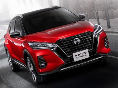 Nissan Kicks 2020 - SUV cỡ B cạnh tranh với Honda HR-V và Hyundai Kona - chính thức trình làng