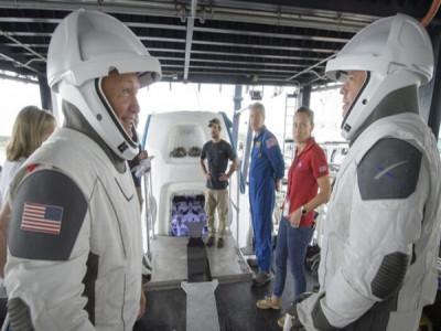Một kỷ nguyên mới của ngành hàng không vũ trụ Mỹ chính thức bắt đầu