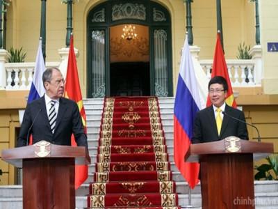 Việt Nam mong muốn môi trường quốc tế hòa bình, ổn định