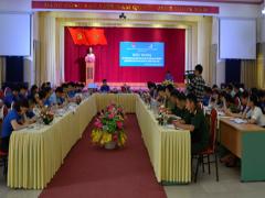 Tỉnh đoàn Yên Bái tổ chức Hội nghị lấy ý kiến đóng góp vào Dự thảo Báo cáo chính trị trình Đại hội đại biểu Đảng bộ tỉnh lần thứ XIX, nhiệm kỳ 2020 – 2025