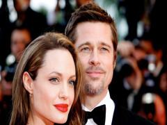 Angelina Jolie chia tay Brad Pitt vì con