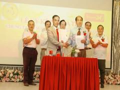 Lễ ký kết thỏa thuận 'Chung tay vì sức khỏe cộng đồng'