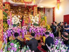 Ngày hội Tôn vinh tinh hoa đạo Mẫu Việt Nam