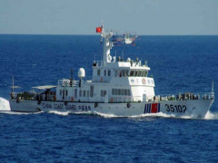 Giải quyết vấn đề Biển Đông không phải chỉ dựa vào quyền của kẻ mạnh