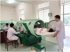 Oxy cao áp - Hỗ trợ phẫu thuật thẩm mỹ hoàn mỹ hơn