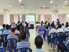 Ủy ban MTTQ Việt Nam TPHCM tổ chức chuỗi hoạt động chào mừng 95 năm Ngày Báo chí Cách mạng Việt Nam