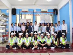 Trường Trung cấp Kinh tế - Kỹ thuật Nguyễn Hữu Cảnh (quận 7) không ngừng nâng cao chất lượng đào tạo