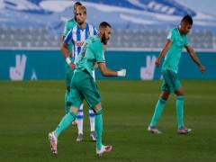 Hạ đẹp Sociedad, Real Madrid soán ngôi đầu của Barca