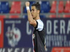 Ronaldo thiết lập kỷ lục ấn tượng ở đấu trường Serie A