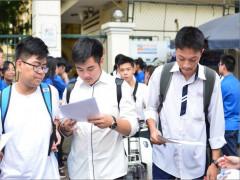 Tuyển sinh 2020:Cân nhắc khi đăng ký để cơ hội trúng tuyển Đại học cao