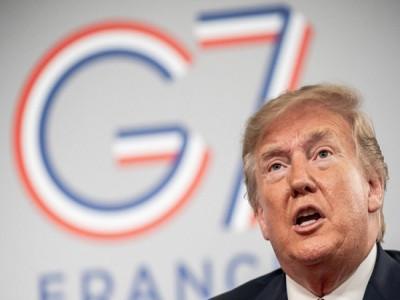 """Kế hoạch G11 và toan tính lập liên minh """"chống Trung Quốc"""" của ông Trump"""