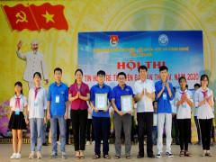 Hội thi Tin học trẻ tỉnh Yên Bái lần thứ XV năm 2020