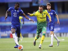 Chelsea gây sức ép lên Man Utd