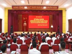 Quảng Ninh: Trường Đào tạo cán bộ Nguyễn Văn Cừ phấn đấu trở thành trường chính trị chuẩn vào năm 2025