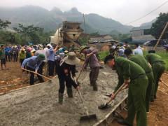 Huyện Phù Yên sẽ có thêm 2 xã về đích nông thôn mới trong năm 2020