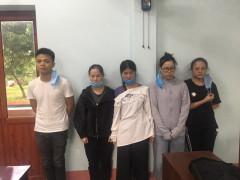 Quảng Ninh: Bắt giữ 5 người nước ngoài vượt biển, nhập cảnh trái phép vào Việt Nam để đánh bài