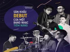 Chương trình biểu diễn LoudSound #4: Jazz Glory tại Hà Nội