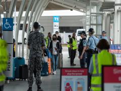 Sân bay Sydney giới hạn 450 khách quốc tế mỗi ngày
