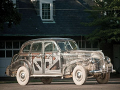 Pontiac Ghost Car 1939 -
