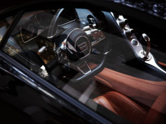 Điều hòa của siêu xe Bugatti Chiron có thể làm mát cả một căn hộ rộng 80 m2