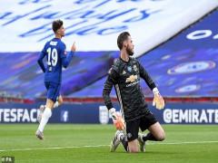 """Solskjaer """"dằn mặt"""" David De Gea sau trận MU 1-3 Chelsea"""