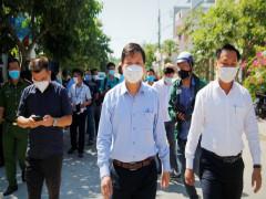 Đà Nẵng thành lập 5 tổ giám sát khu dân cư nơi bệnh nhân 416 cư trú