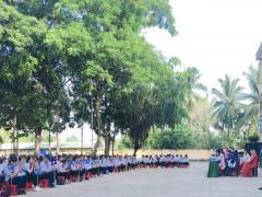 Trường THCS Nguyễn Văn Tư (Mỏ Cày Bắc, Bến Tre): Dạy các em sống có nghĩa tình