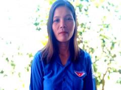 Bạn Lê Thị Hoa đoạt giải Nhất Cuộc thi tuần 15 tìm hiểu truyền thống ngành Tuyên giáo