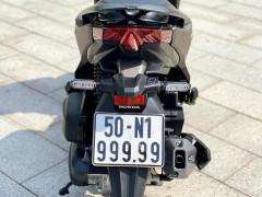 Choáng với xe ga Honda Vario mang biển ngũ quý 9 được rao bán 900 triệu đồng