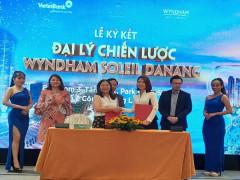 Tập đoàn PPC An Thịnh kí kết đại lý phân phối dự án Wyndham Soleil Danang