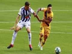 Messi lập kỷ lục chưa từng có tại La Liga