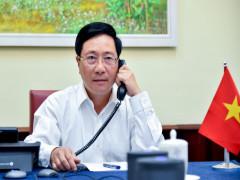 Việt Nam – Hàn Quốc chia sẻ kinh nghiệm kiểm soát dịch Covid-19