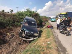 Hải Dương: Ô tô va chạm với 2 xe máy, một phụ nữ tử vong trong tình trạng không toàn thây