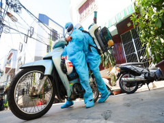 BN 420 tiếp xúc với họ hàng ở Quảng Nam sau khi có dấu hiệu sốt