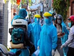 Các tỉnh Bắc Trung bộ cách ly hàng nghìn người trở về từ Đà Nẵng