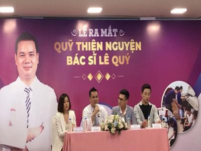 Tấm chân tình trong Lễ ra mắt Quỹ thiện nguyện Bác sĩ Lê Quý